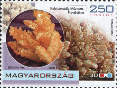 #4283-4284 Hungary - 2013 Treasures of Hungarian Museums II, Set of 2 (MNH)