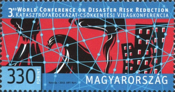 #4342 Hungary - World Conference of Disaster Risk Reduction (MNH)