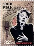 #4351 Hungary - Edith Piaf, Single (MNH)