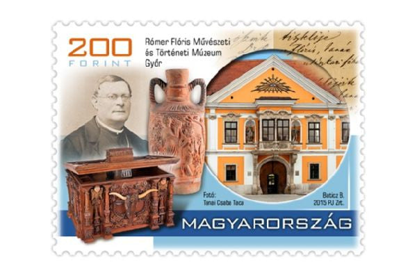 #4359-4360 Hungary - 2015 Treasures of Hungarian Museums III, Set of 2 (MNH)