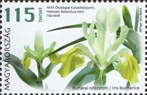 #4362-4363 Hungary - Flowers, Set of 2 (MNH)