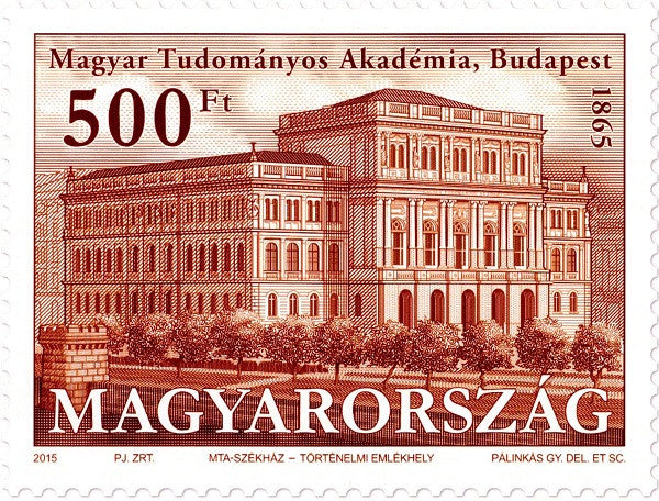 #4369 Hungary - Hungarian Academy of Sciences, 150th Anniv. (MNH)