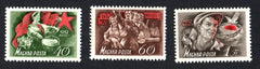 #997-999 Hungary - Labor Day (MNH)