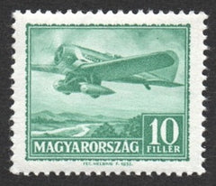 #C26-C34 Hungary - Flight (MNH)