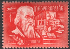 #C53-C62 Hungary - Explorers and Inventors (MLH)