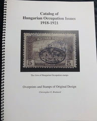 Brainard Catalog of Hungarian Occupation Issues, 1918-1921
