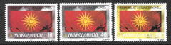 #5-7 Macedonia - National Flag (MNH)