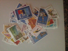 Moldova Stamp Packet (50 Different Stamps) (MLH & Used)