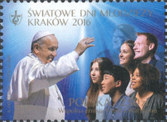 #4223 Poland - World Youth Day, Cracow (MNH)