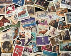 Romania Stamp Packet (250 Different Stamps) (Used)