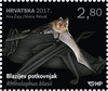 Croatia - 2017 Fauna: Bats, Set of 3 (MNH)