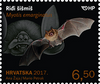 #1028-1030 Croatia - Fauna: Bats, Set of 3 (MNH)