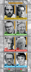 Hungary - 2019, 30 Years of Freedom - Regime Changers M/S (MNH)