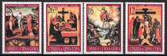 #182-185 Serbia - 2003 Easter, Set of 4 (MNH)