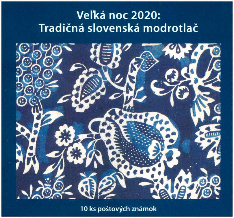 Slovakia - 2020 Easter, Complete Booklet (MNH)
