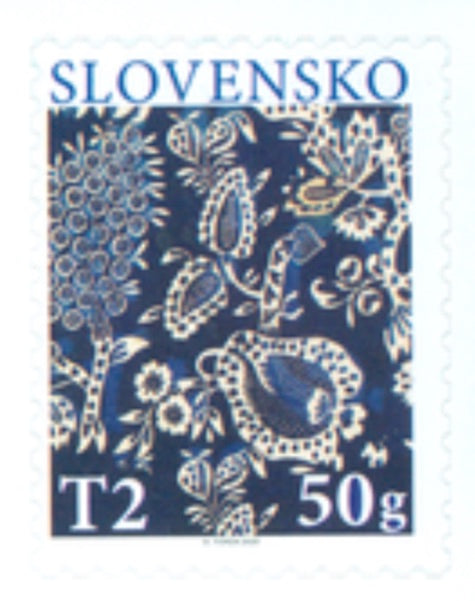 Slovakia - 2020 Easter, Booklet Single (MNH)