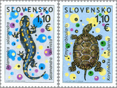 #580-581 Slovakia - Nature Preservation, Set of 2 (MNH)