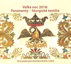 #787a Slovakia - 2018 Easter, Complete Booklet (MNH)