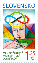Slovakia - 2019 International Mathematics Olympiad (MNH)