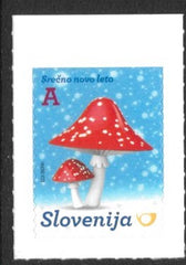 #1103-1104 Slovenia - New Year's Day 2015 (MNH)