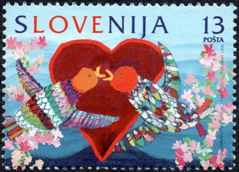 #244 Slovenia - St. Gregory's Day (MNH)