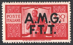 #14 Trieste (Zone A) - 1946 Stamps of Italy, Overprinted (MNH)