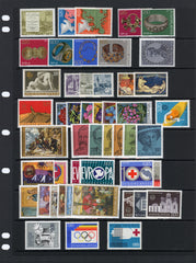 1975 Yugoslavia Year Set (MNH)