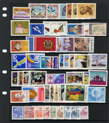 1985 Yugoslavia Year Set (MNH)