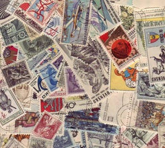 Czechoslovakia Stamp Packet (500 Different Stamps) (Used)