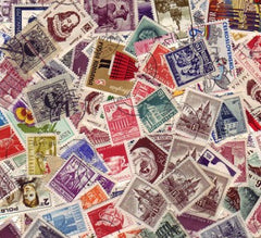 Romania Stamp Packet (500 Different Stamps) (Used)