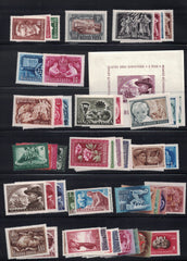 1950 Hungary Year Set (MNH)