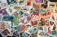 Hungary Stamp Packet (500 Different Stamps)