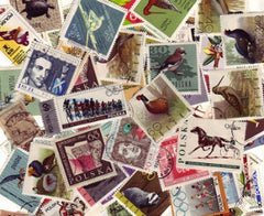 Poland Stamp Packet (500 Different Stamps) (Used)