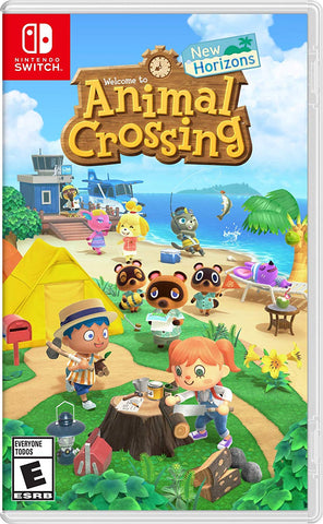 NSwitch Animal Crossing: New Horizons (Asia/MDE Version)