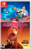 PS4/NSwitch Disney Classic Games: Aladdin & The Lion King (US/Asian Version) - Kyo's Game Mart