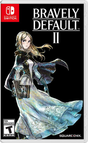NS Bravely Default II (Asian/MDE Version) - Kyo's Game Mart