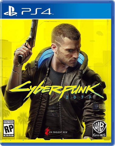 PS4 Cyberpunk 2077 (R3 Version) - Kyo's Game Mart