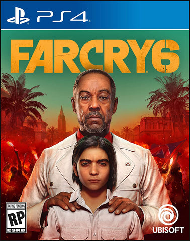 [Preorder] PS4 Far Cry 6 (R3 Version) - Kyo's Game Mart