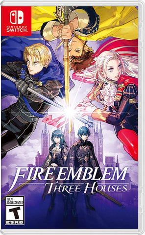 NSwitch Fire Emblem Three Houses (US/Asian Version)