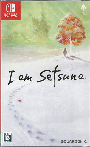 NSwitch I Am Setsuna (Asian Version)
