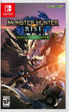 [Pre-Order] NSwitch Monster Hunter Rise (Asian/MDE Version) - Kyo's Game Mart