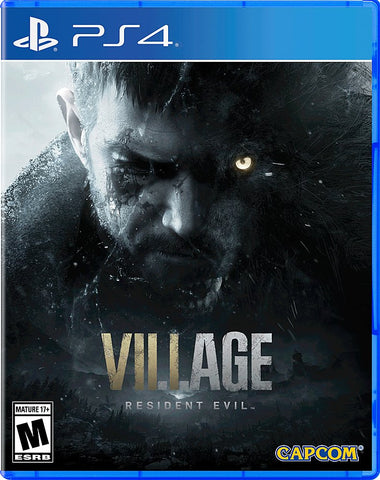 [Preorder] PS4/PS5 Resident Evil Village (R3 Asian Version) - Kyo's Game Mart