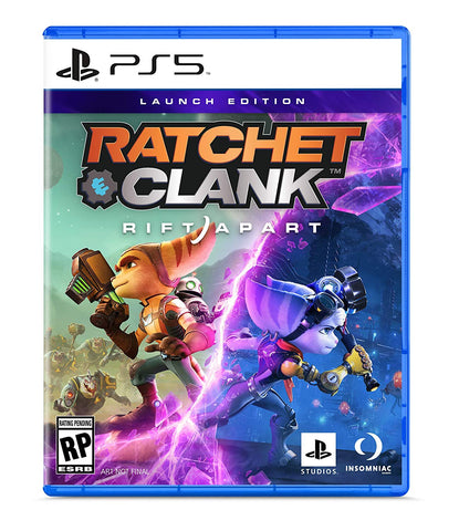 PS5 Ratchet and Clank Rift Apart (R3 Asian Version) - Kyo's Game Mart