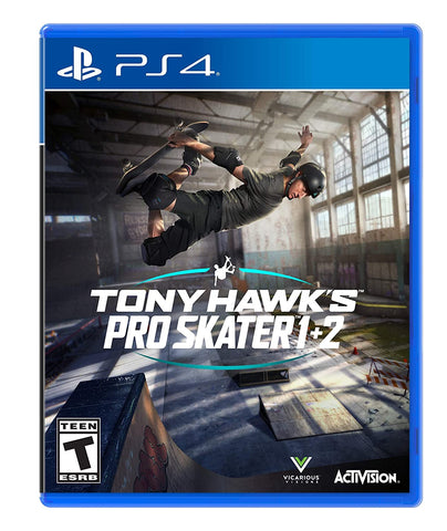 PS4 Tony Hawk Pro Skater 1 + 2 (R3 Version) - Kyo's Game Mart