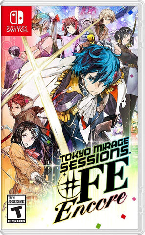 [Preorder] NSwitch Tokyo Mirage Session #FE Encore (Asia/MDE Version)