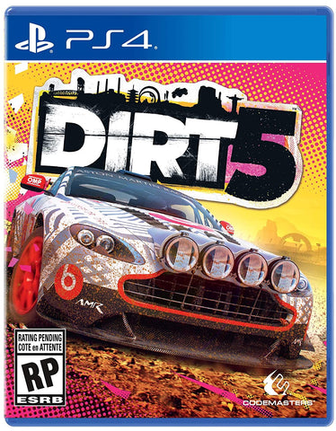 [Preorder] PS4 Dirt 5 (R3 Version) - Kyo's Game Mart