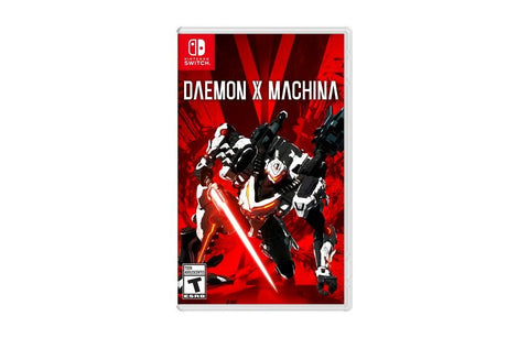[Preorder] NSwitch Daemon X Machina (US/Asian Version)