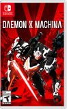 NSwitch Daemon X Machina (US/Asian Version)