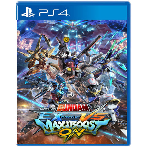 [Preorder] PS4 Gundam Extreme VS Maxi Boost On (R3 Version) - Kyo's Game Mart