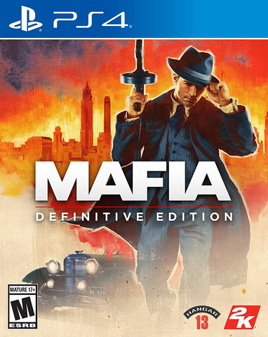 PS4 Mafia Definitive Edition / Mafia Trilogy (R3 Version) - Kyo's Game Mart